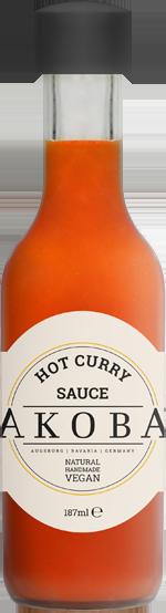Hot Curry Sauce