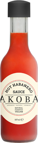 Hot Habanero Sauce